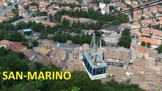 Смотреть онлайн Прогулка по королевству Сан-Марино