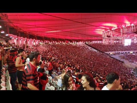 """""""A Final no Maracanã - Flamengo 2 x 1 River"""" Barra: Nação 12 • Club: Flamengo"""