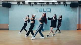 [mirrored] (G)I DLE   HANN(Alone) Choreography Practice Video