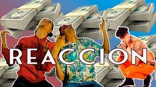Alemán   Narco Jr. Feat. Elijah King | REACCIÓN | Chamowey