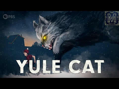 The Story of the Evil Yule Cat