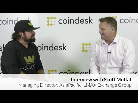 From FIAT into Crypto - Exclusive CoinDesk Interview with Scott Moffat