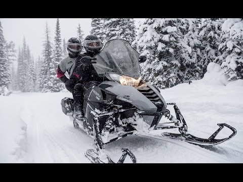 2017 Arctic Cat Lynx 2000 ES in Baldwin, Michigan
