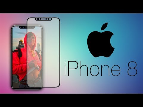 The iPhone 8 Has NO Home Button?