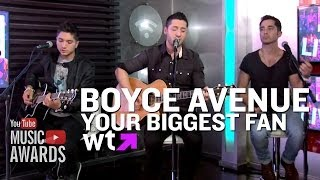 Boyce Avenue Performs Your Biggest Fan | What's Trending LIVE