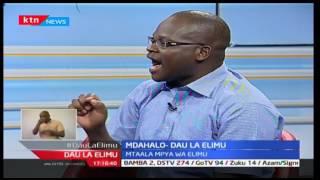 Dau la Elimu: Mtaala mpya wa Elimu - Sehemu la pili 28/1/2017