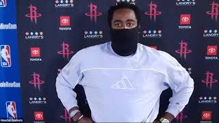 James Harden & Russell Westbrook Full Press Conference   July 31, 2020