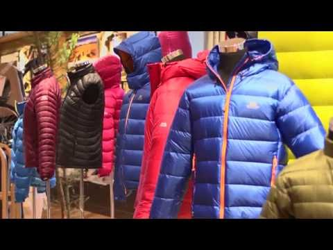 Kaufberatung Winterbekleidung   Daunenjacken