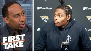 Stephen A. to Jalen Ramsey: