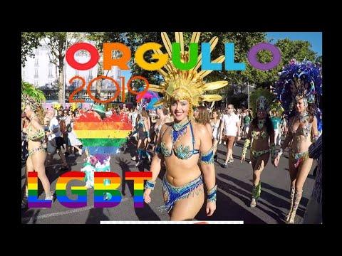 ((RESUMEN)) Orgullo GAY desfile Madrid 2019