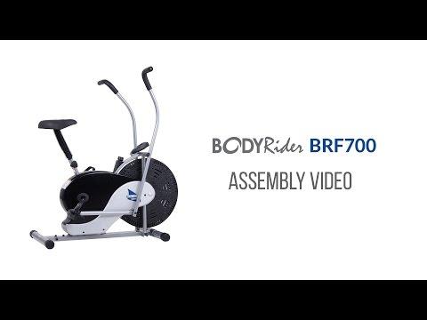 Body Rider BRF700 Assembly Video