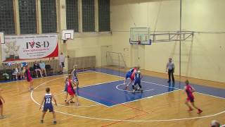 Баскетболистки «Даугавпилс университате» разгромили соперниц из Салдуса