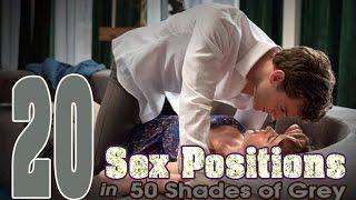 20 kamasutra positions on 50 Shades of Grey