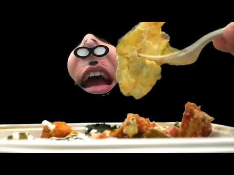 Jenna's Mouth Mukbang - Eating Only