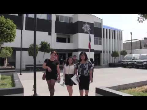 Alumnos de UAEM visitan C2 de Seguridad Ciudadana Chimalhuacán