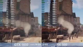 rx560x vs gtx 1650 laptop - Thủ thuật máy tính - Chia sẽ kinh nghiệm