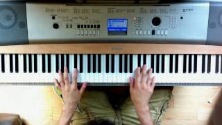 Only The Young by Brandon Flowers on Piano