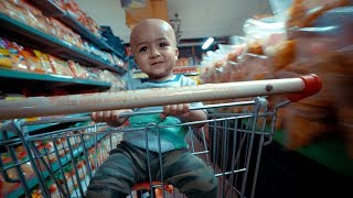 BABY BUYS A NEW TOY AT BHATBHATENI SUPER MARKET