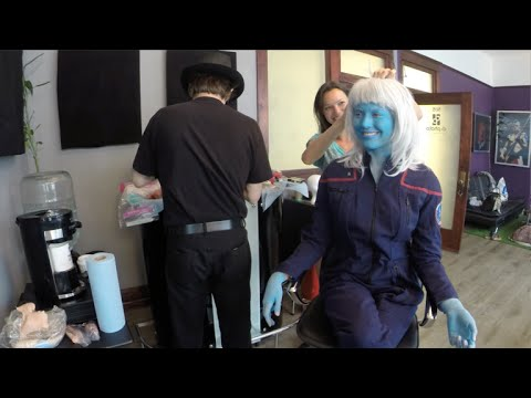 Star Trek: Discovery - Check Out These Stellar Star Trek Alien Transformations