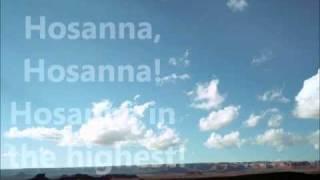 Hosanna Christy Nockels Live with lyrics