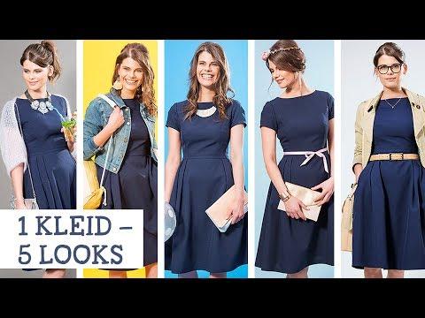 1 Kleid, 5 Looks – Ideen, wie Du Dein Kleid für jeden Anlass kombinieren kannst