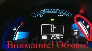 Проверка машин на рынке Владивостока программой LeafSpy