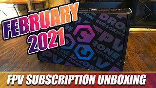 February FPVCRATE | 2021 | Unboxing & Review!