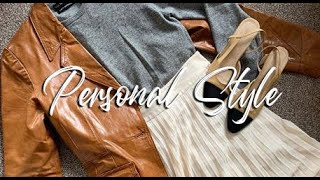 HOW TO FIND YOUR PERSONAL STYLE #personalstyle