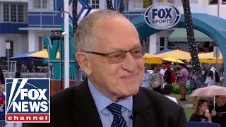 Dershowitz: Dems deliberately distorted my position on Senate floor