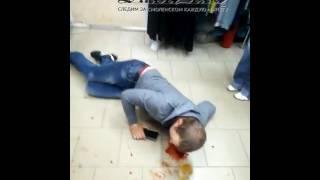 Кровавые разборки в Вязьме (18+)