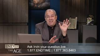 Open Line 301 | Irvin Baxter | End of the Age LIVE STREAM