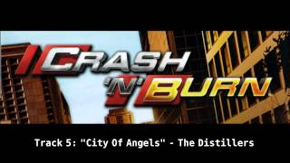 "Crash 'n' Burn Soundtrack: ""City of Angels"" - The Distillers"