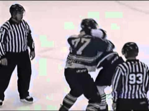 Sawyer Hannay vs. Gabriel Vermette