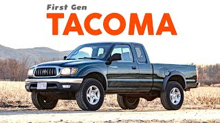 Should you buy a first gen Toyota Tacoma?