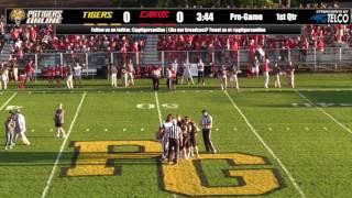 Prairie Grove (35) vs Farmington (14) 2016