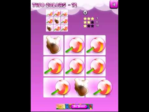 Video of Candy RubiX MatchUp