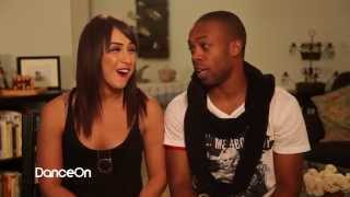 DWTS Week 1 Recap Todrick Hall and Lauren Gottlieb - Dancing with the Stars Season 13