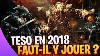 The Elder Scrolls Online en 2018 ♦ Faut-il y jouer ?