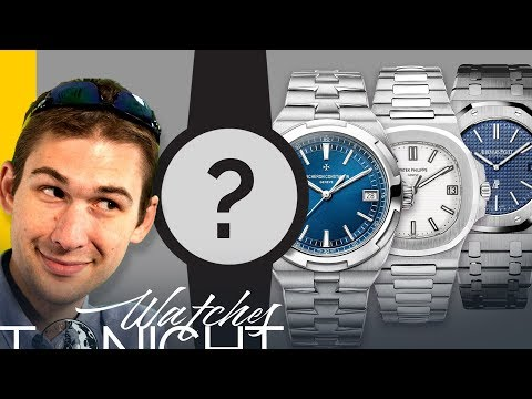 Patek. Audemars. Vacheron. Lange? Sports Watch Wars. Selling A Rolex GMT Batman. $5,000 Watches