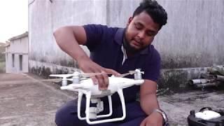 DJI DRONE #PHANTOM || DJI Phantom 4 Pro, How to Do Best Settings and Fly Tutorial in Hindi