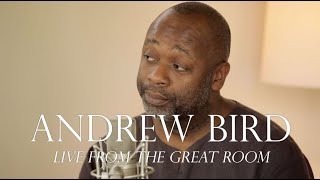 Andrew Bird's Live From The Great Room Feat. Theaster Gates
