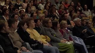 Видео со встречи с родительским активом 28 сентября 2019 года