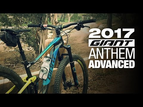 2017 Giant Anthem Advanced 1 27.5 Mountain Bike Review – Giant Demo Day