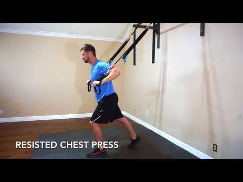 Chest workout 1
