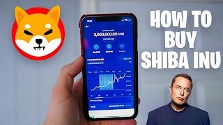So kaufen Sie Shiba mit Bitcoin auf crypto.com