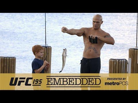 UFC 195 Embedded: Vlog Series - Episode 2
