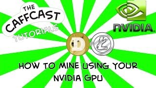 Mine Dogecoin With Your Nvidia Graphics Card - Самые лучшие