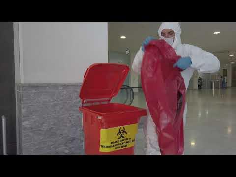 Büyükşehir'de koronavirüs önlemleri artarak devam ediyor