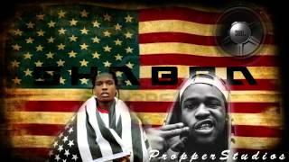 A$AP Ferg - Shabba ft. A$AP Rocky (Bass Boosted)