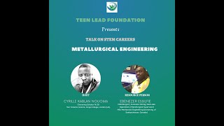A DISCUSSION WITH A METALLURGIST